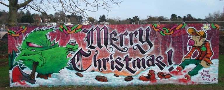 Christmas-X-Mas-Graffiti-Art-Gallery-Design-1024x413